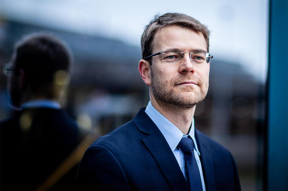 Dirk Ponikau - Keynotespeaker & Unternehmensexperte