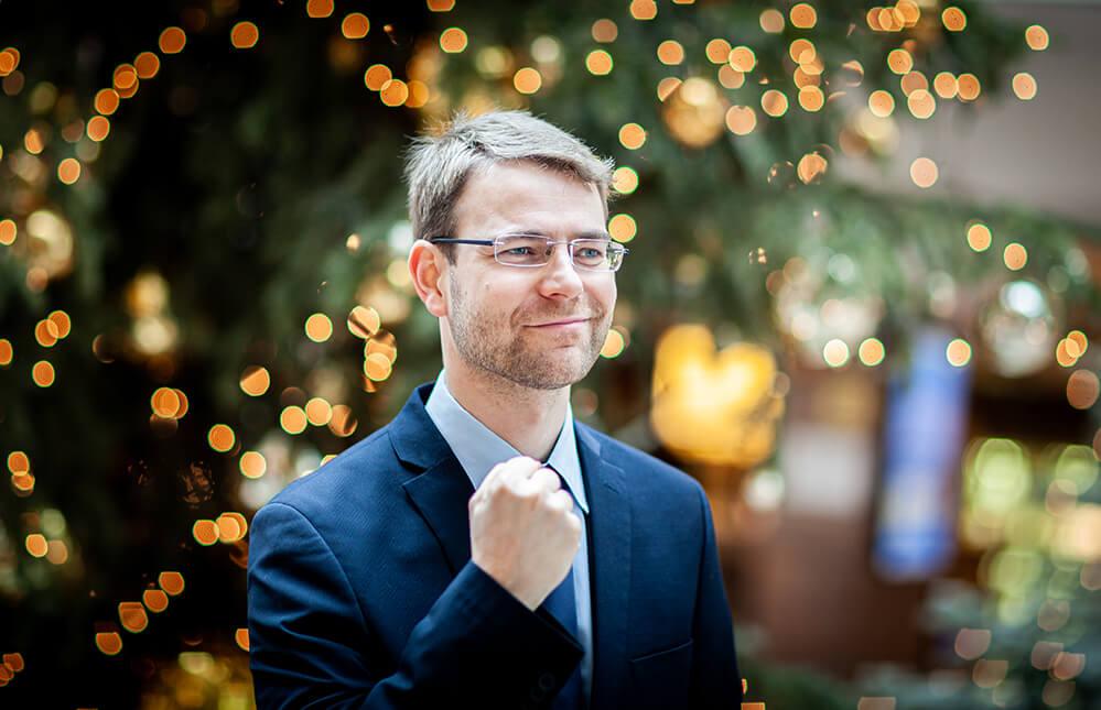 Dankbarkeit bedeutet mehr Power - Dirk Ponikau Unternehmensexperte