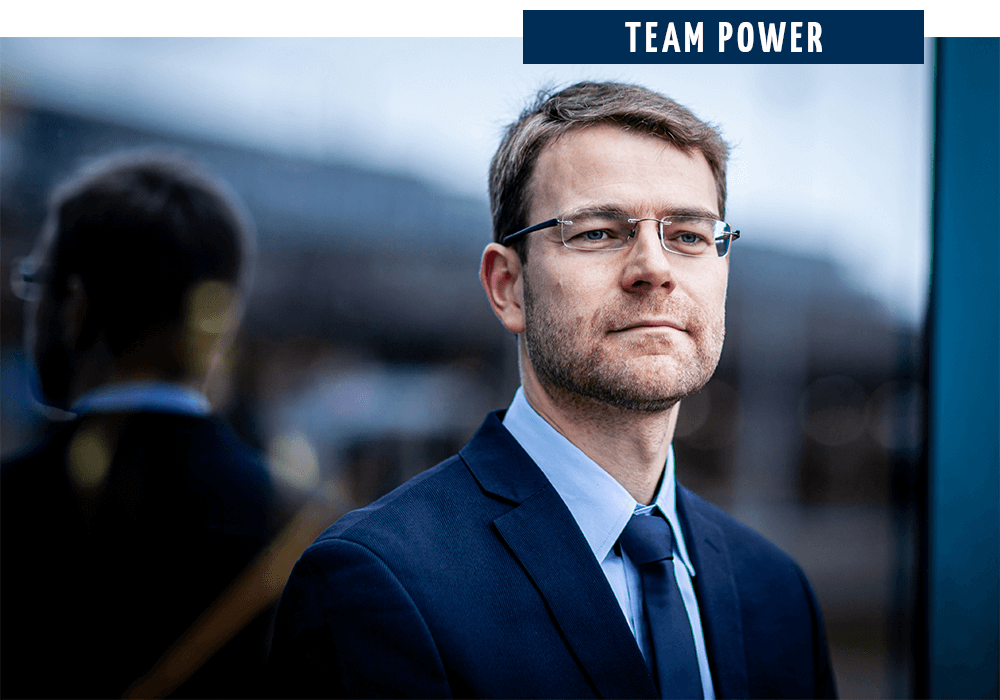 Teampower durch Speakatainment Keynotes von Dirk Ponikau - Topspeaker