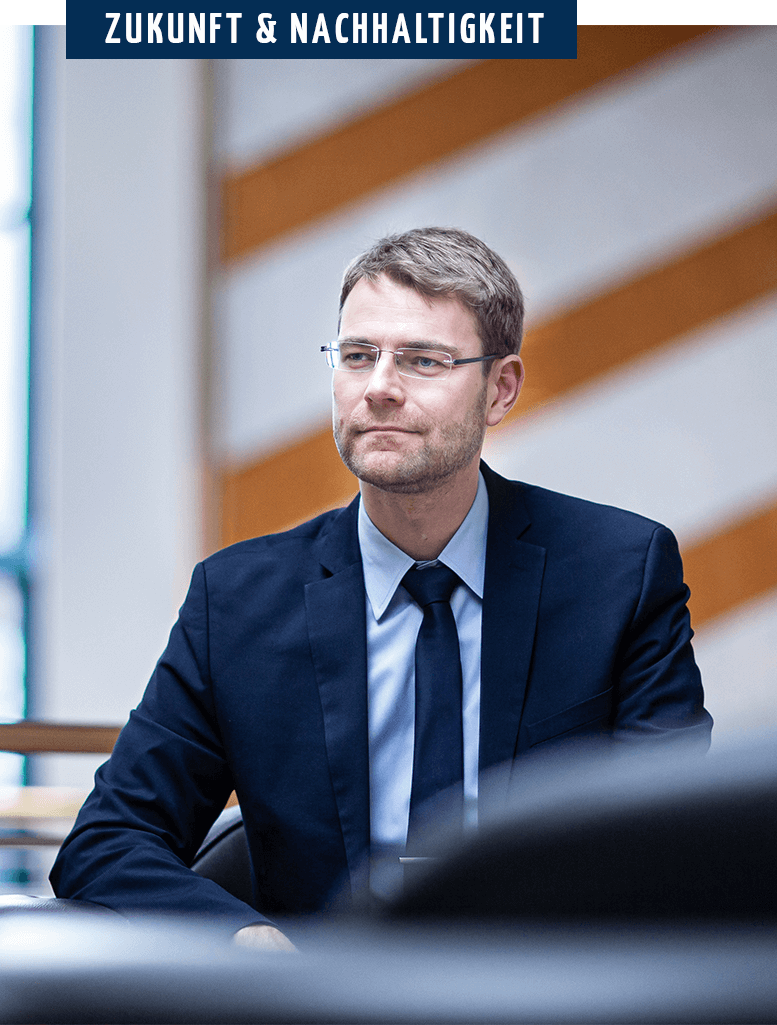 Zukunftsblick mit Dirk Ponikau
