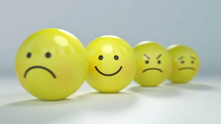 positive Gefühl sind Leistung